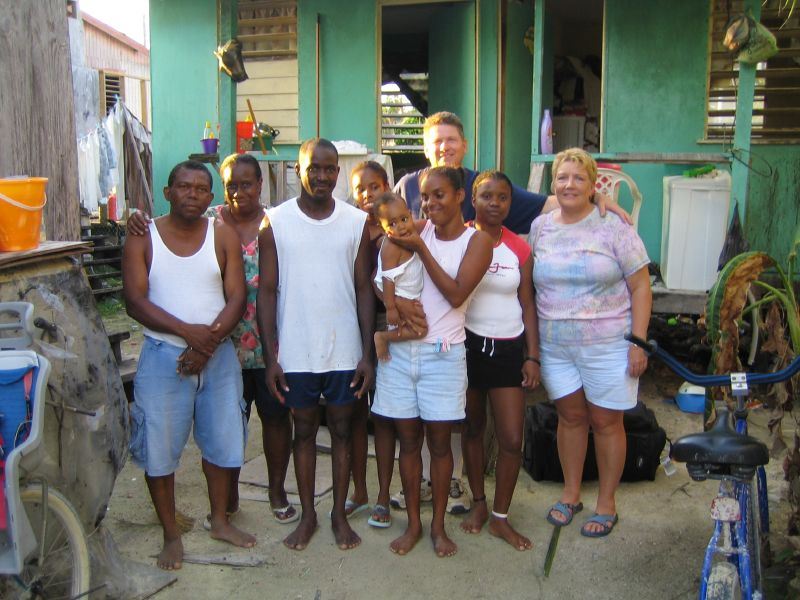 Belizean Friends