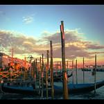 San Marco pier @ Sunset