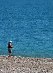 Fishing in the Mediterranean