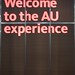 Welcome to the AU Experience