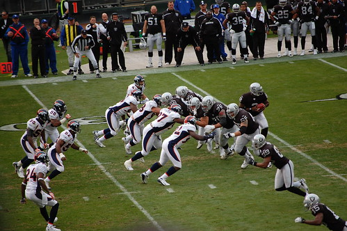 Oakland Raiders vs Denver Broncos DSC_0217
