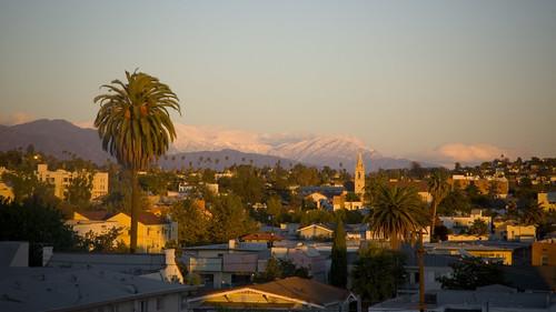 Snow Capped San Bernardinos