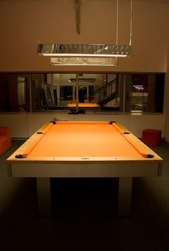 orange pool table stock gothamist jwt