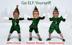 problogger elf video