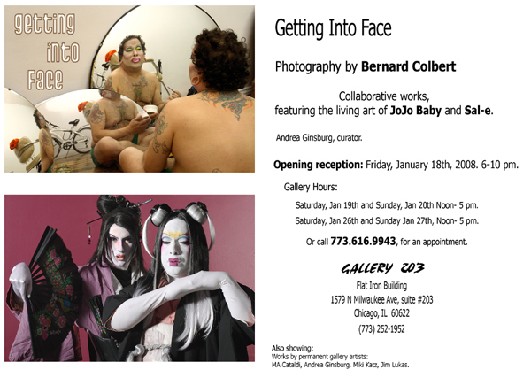 Meet Sal-E and JoJo in Person this Friday: 6-10pm, Wicker Park, Chicago