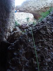 R8 (David Domingo) Tags: barcelona catalonia montserrat catalunya canyoning barrancos barranquismo feb2008 cecima clotdelscargols