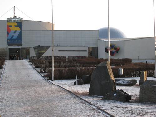 Heureka - science centre
