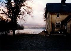 Lough Eske Castle Gatehouse in 1995