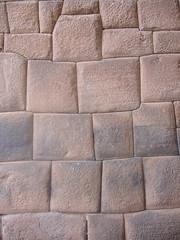 Cusco mur de pierres