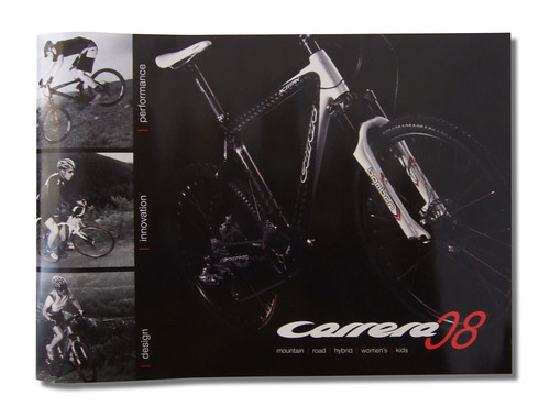 Halfords Carrera catalogue