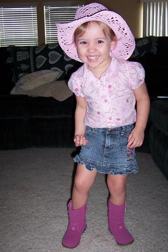 A Cajun Cowgirl