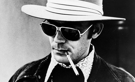 HUNTER S. THOMPSON [1937-2005] Image