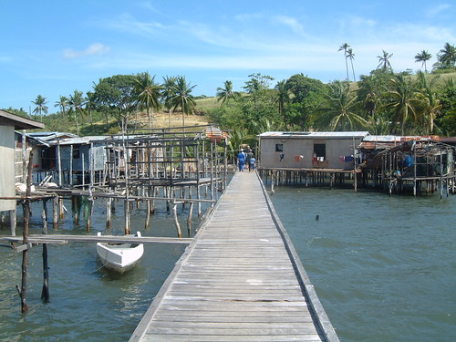 Banggi Island, north of Kudat