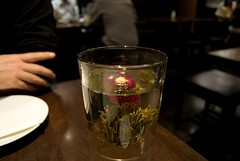 Flower Tea, Ping Pong Restaurant, London