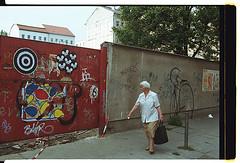 Berlin 2002 (space3ehv) Tags: street grandma 6 art missing posters oma erosie sp38 space3 berlinstreetart berlin2002 □ □□□ notetag noteframe petemissing