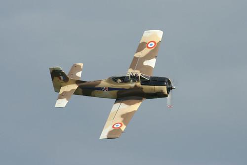 Warbird picture - T-28 Fennec