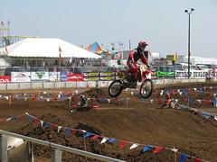 Clark County Fair - Extreme MotoX Day (dalechumbley) Tags: jumping motorcycles fair tricks stunts 360s clarkcountyfair daredevils ridgefieldwa clarkcountywa extrememotocross