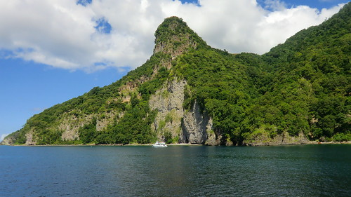 Dominica (Caribbean) - Bay of Soufrière