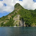 Dominica (Caribbean) - Bay of Soufrière thumbnail