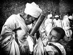 Timkat Lalibela (daniele romagnoli - Tanks for 15 million views) Tags: ethiopia etiopia äthiopien ethiopie etiyopya etiopien αιθιοπία أثيوبيا エチオピア 에티오피아 इथिय ोपिया эфиопия אתיופיה 埃塞俄比亞 أفريقيا 比亚 etiopija africa afrique アフリカ 非洲 африка αφρική afrika 아프리카 этниче 種族 民族性 y племя 部族 africano afrikan africani romagnolidaniele 埃塞俄比亚 nikon d610 portrait ritratto rito artistico tradition tradizione cultura people етиопија lalibela chiesa church fede bw bianconero biancoenero blackandwhite monocromo timkat cristiani copti