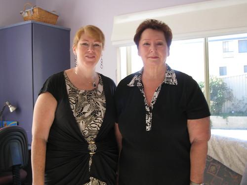 Libby & Mum