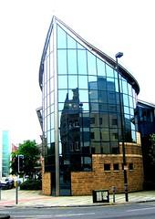 Liverpool - Reflection, Roy Castle Centre 2009