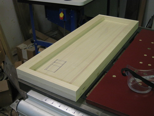 face frame in poplar