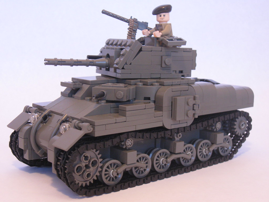 Canadian Ram Tank Mk.II (final version)