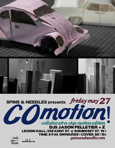 Spins & Needles - CoMotion - May 27 2011