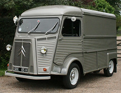 1970 Citroen Type H Van