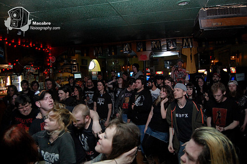 Macabre @ Gus' Pub June 6th 2011 - 11