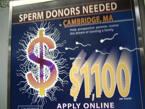 sperm donors needed