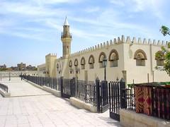 Africa's first mosque (Swamibu) Tags: muslim islam egypt mosque cairo masjid abigfave amribnalas impressedbeauty thatsclassy alfustat