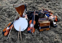 Instruments (Danny O'Brien) Tags: ireland music irish traditional instruments dannyobrien meath naomh ceile allirelandwinners pagdraig