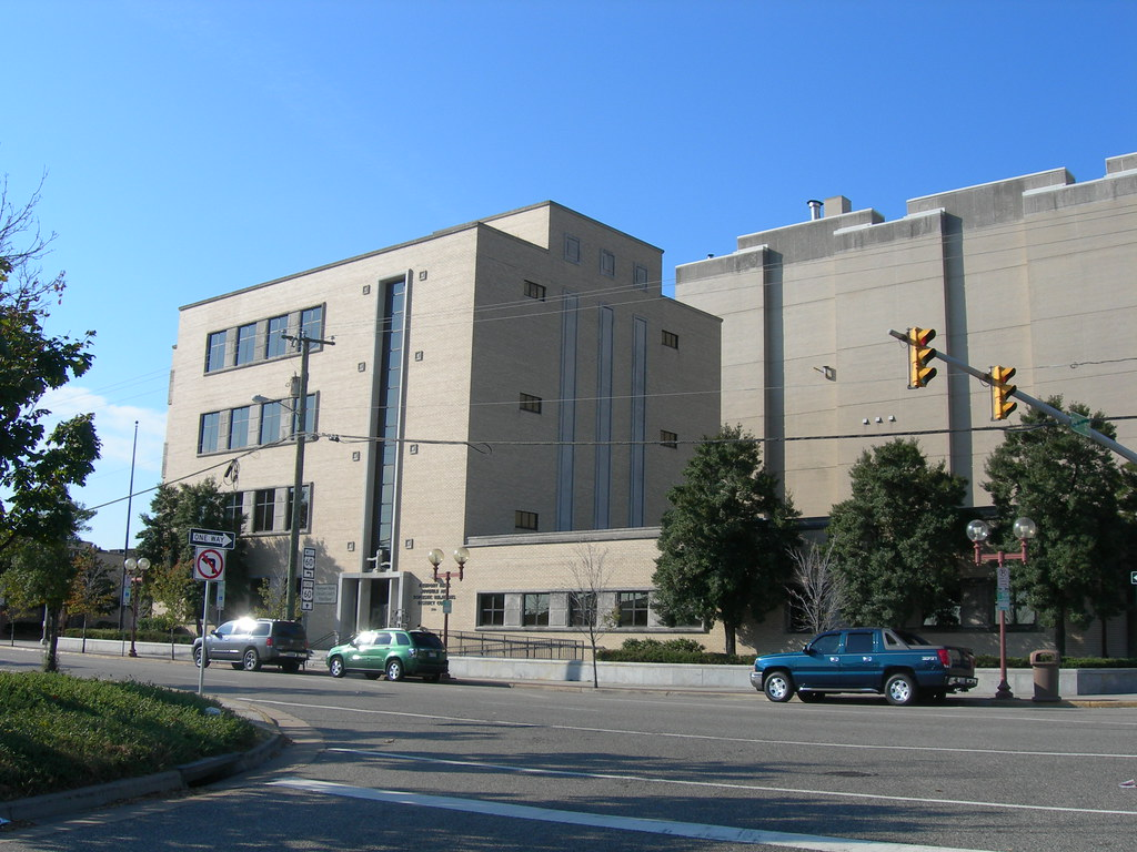 Newport News City Courthouse