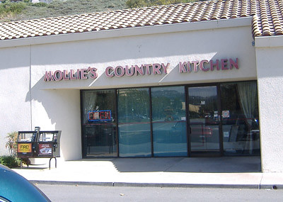 Mollie's Country Kitchen - Exterior