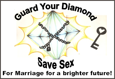 guard your diamond