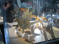 Origami Masters Exhibition (Joseph Wu Origami) Tags: vancouver joseph origami gallery wu pendulum exhiition