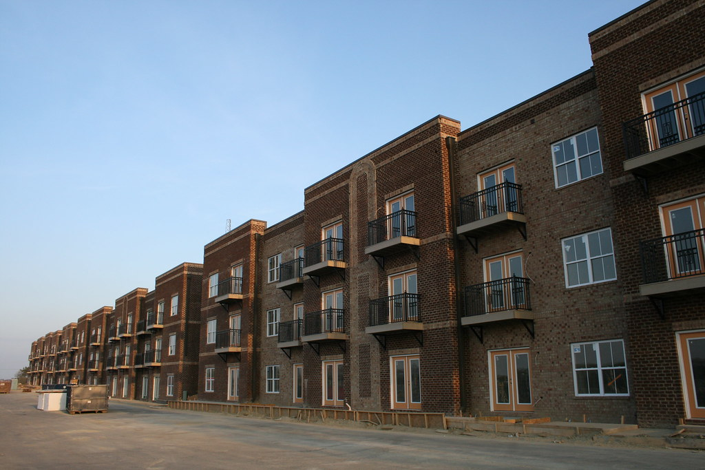 Downtown Greensboro Cityview Apartments At Southside