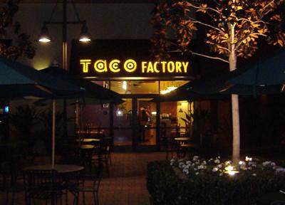 Taco Factory - Exterior