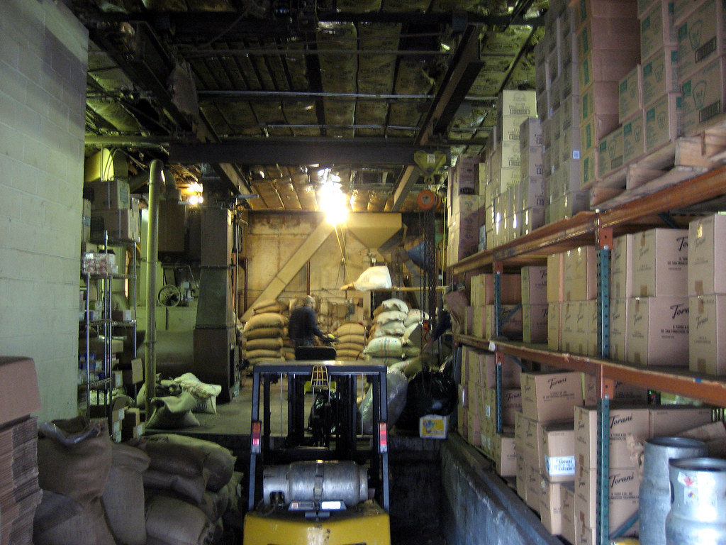 Porto Rico warehouse