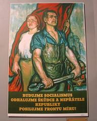 Das Museum des Kommunismus Prag