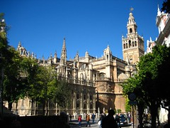 Giralda Tower and the Cathedral