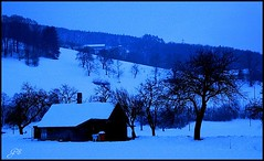 blue night (Gery Singer) Tags: anawesomeshot naturescreation top20everlasting top25blue