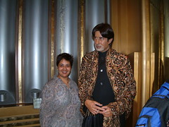 B & The Big B (nikihb) Tags: madametussauds bhavna amitabhbachan
