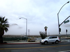 Fog rolling into Palm Springs (perfectlymadebirds) Tags: world show las vegas pakistan art cars tv video artist tech expo nevada wide computers exhibit palm robots international electronics springs convention pakistani starfleet tvs gadget ces innovation custom kenny 2008 audio newly released irwin consumer invention prototypes pathan consumers perfectlymadebirds inovations largests cunsumer