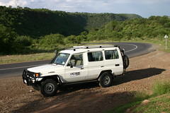 Our Toyota Land Cruiser