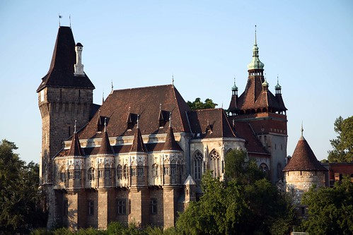 Vajdahunyad Castle to Budapest