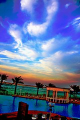 نقضي العمر كل العمر نحلم بلحظة شارده (Sine Cosine الحمدلله) Tags: blue sea sky panorama sun tree beach home colors clouds see al chair palm her resort sultan ik colorz majesty doha qatar قطر بحر of بمهؤنق thihgehkdhgpg vhgluhqd ببشفةش شمفاشىه ىخخق thlm hgehkd