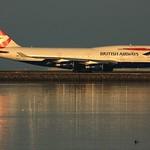 British Airways G-BNLS